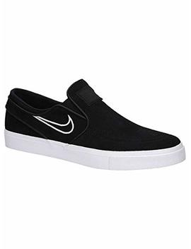 Nike Zoom Stefan Janoski Black/White/Light Bone by Nike