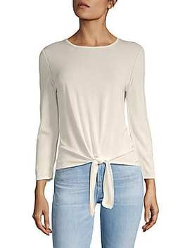 Quarter Sleeve Top by Max Mara