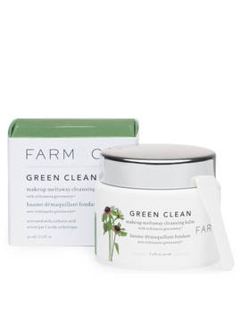 Farmacy Green Clean Make Up Meltaway Cleansing Balm by Farmacy