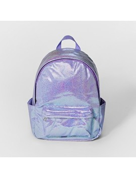 Girls' Iridescent Backpack   Cat & Jack™ Purple by Shop All Cat & Jack™