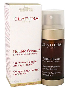 Clarins Unisex 1oz Double Serum Complete Age Control Concentrate by Clarins