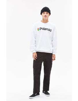 Polaroid Crew Neck Sweatshirt by