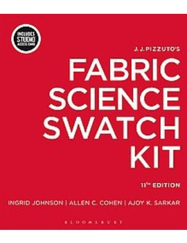 J.J. Pizzuto's Fabric Science Swatch Kit : Bundle Book + Studio Access Card (Hardcover) (Ingrid Johnson) by Target