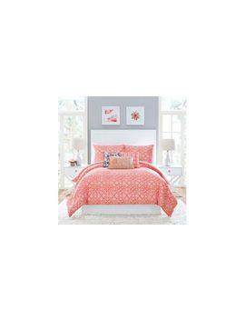 Cuban Tiles Comforter Set Full/Queen by Vera Bradley