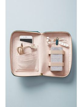 Libby Tech Organizer by Anthropologie