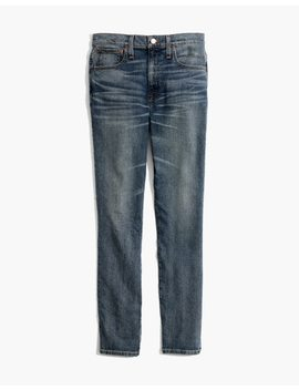 The Tall High Rise Slim Boyjean In Frisco Wash by Madewell