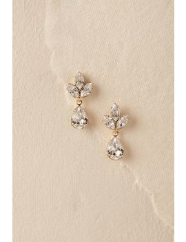 Virginia Drop Earrings by Anthropologie