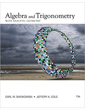 Algebra And Trigonometry With Analytic Geometry (College Algebra And Trigonometry) by Amazon