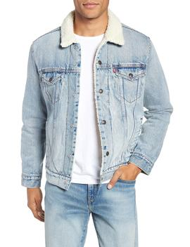 Type 3 Faux Shearling Trucker Jacket by Levi's