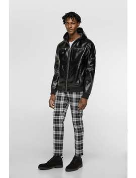 Check Trousers  Trending Nowman by Zara