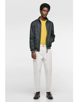 Loose Fit Trousers With Belt  Trending Nowman by Zara