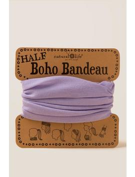 Boho Bandeau In Orchid by Francesca's