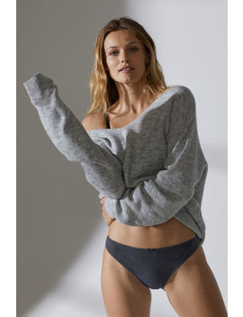Cuecas Bikini Algodão, Pack 3 by H&M