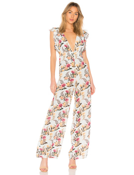 X Revolve Sunny Jumpsuit by Beach Riot