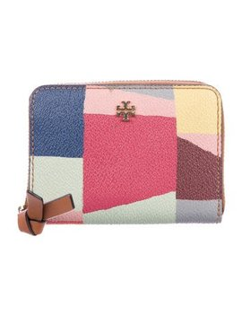 Tory Burch Multicolored Printed Wallet by Tory Burch