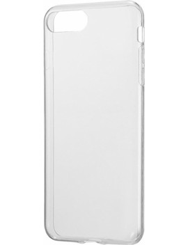 Soft Shell Case For Apple® I Phone® 8 Plus   Clear by Insignia™