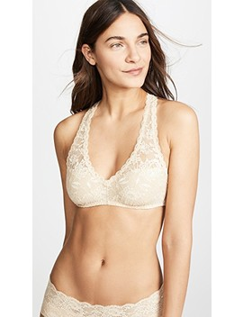 Never Say Never Racie Racer Back Bralette by Cosabella