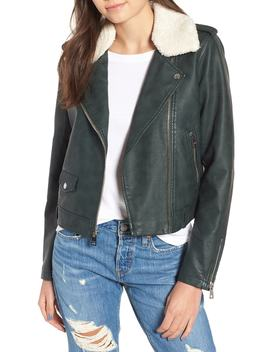 Fashion Moto Jacket by Levi's