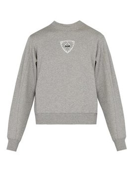 Berg Cotton Jersey Sweatshirt by Gmbh