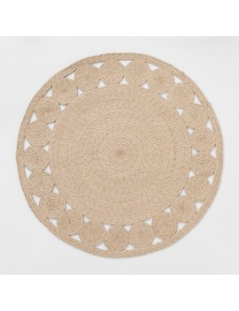 Woven Outdoor Rug   Round   Opalhouse™ by Shop This Collection