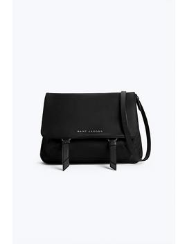 Zip That Small Messenger Bag by Marc Jacobs