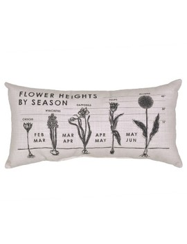 Outdoor Throw Pillow Lumbar   Flower Heights   Threshold™ by Shop This Collection