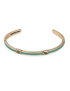 Snake Color Infusion Thin Cuff by Alex And Ani
