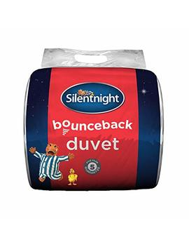 Silentnight Bounceback 10.5 Tog Duvet, Double by Silentnight