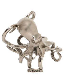 Culinary Concepts Octopus Bottle Holder, Silver by Culinary Concepts