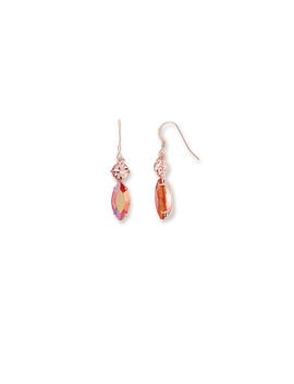 Coral Sparkler Earrings by Alex And Ani