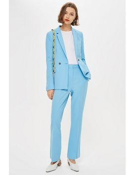 Petite Kick Flare Suit Trousers by Topshop