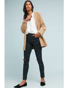 Ag The Farrah High Rise Skinny Ankle Jeans by Anthropologie