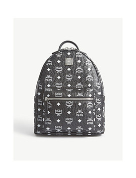 Stark Small Visetos Backpack by Mcm
