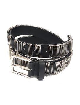 """Diesel Leder Designer Gürtel """"Betion"""" Leather Belt  70cm 00 Sjy8  #05 by Ebay Seller"""