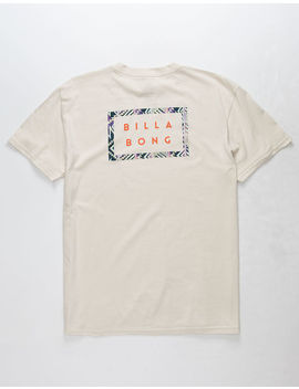 Billabong Die Cut Border Mens T Shirt by Billabong