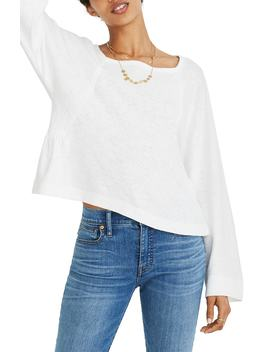 Square Neck Dolman Top by Madewell