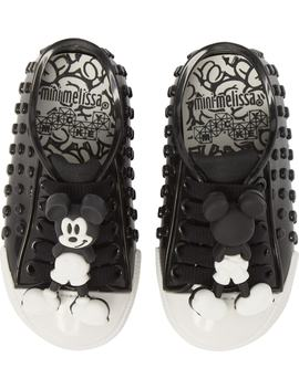 Polibolha Disney's Mickey Mouse® Sneaker by Mini Melissa