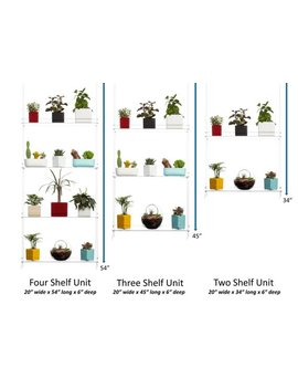 Our Hanging Window Plant Shelves Free Up Space By Replacing Your Plant Stands And Hangers! Every Shelf Is Adjustable! Great For Herbs! by Etsy