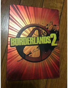 Borderlands 2 Steelbook Edition (Microsoft Xbox 360, 2012) W/Manual by Ebay Seller