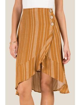 Melisandre Mid Length Skirt by Francesca's