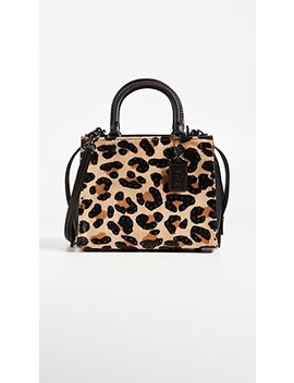 Leopard Rogue Bag 25 by Coach 1941