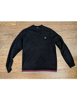 Fred Perry 100 Percents Merino Wool Sweater (Large) by Ebay Seller