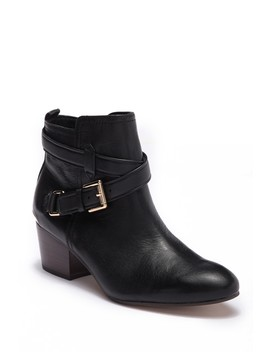 Pauline Leather Boot by Coach