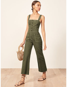 Amory Jumpsuit by Reformation