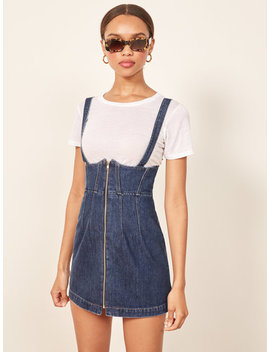 Corset Dress by Reformation