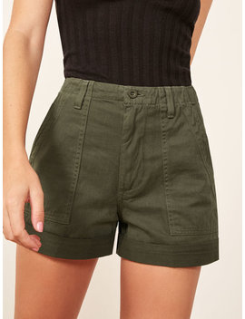 Utility Short by Reformation