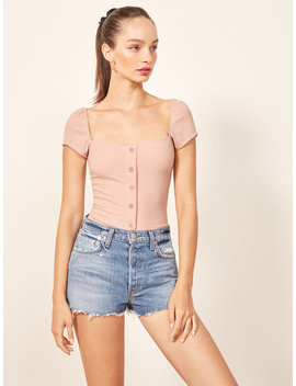 Lulu Top by Reformation