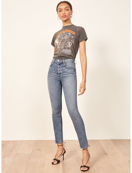 Serena High Skinny Jean by Reformation