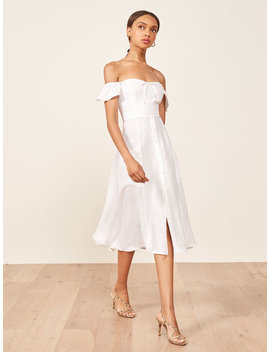 Petites Francis Dress by Reformation