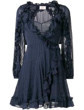 Ruffle Mini Dress by Zimmermann